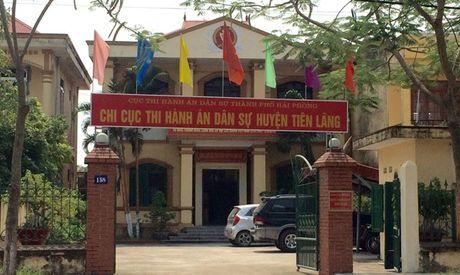 Nhieu tinh tiet can lam ro vu dan can lanh dao THADS de thoat than - Anh 1