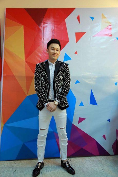 Lo dien em gai ruot cua Hoai Linh ben em trai ut Duong Trieu Vu - Anh 6