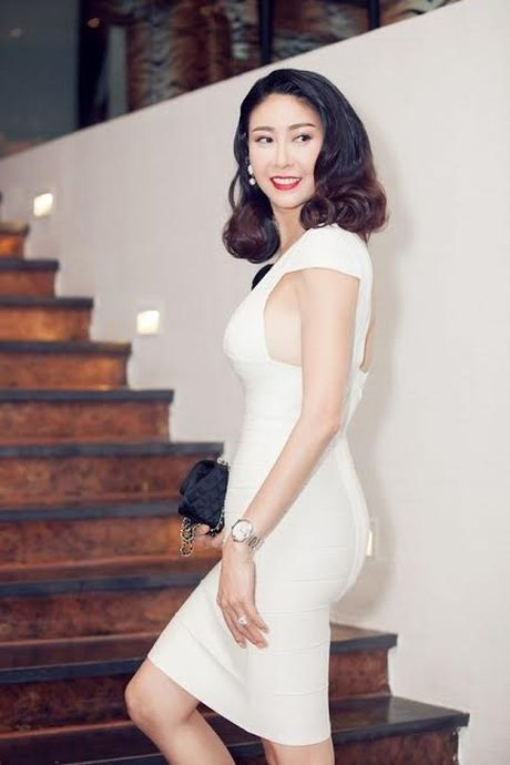 Ha Ho quy phai, Thu Thao thanh lich du da tiec cua Linh Nga - Anh 10