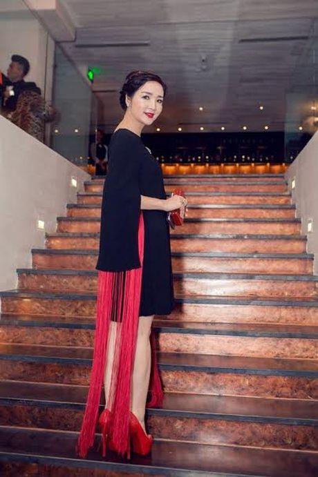 Ha Ho quy phai, Thu Thao thanh lich du da tiec cua Linh Nga - Anh 11