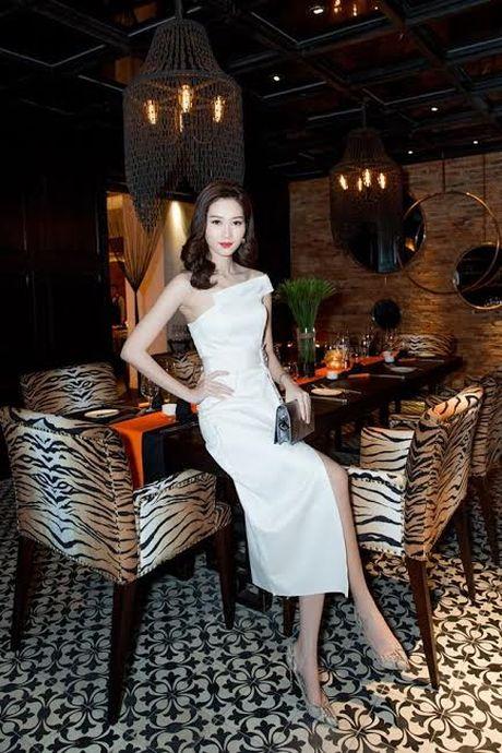 Ha Ho quy phai, Thu Thao thanh lich du da tiec cua Linh Nga - Anh 1