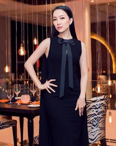Ha Ho quy phai, Thu Thao thanh lich du da tiec cua Linh Nga - Anh 5