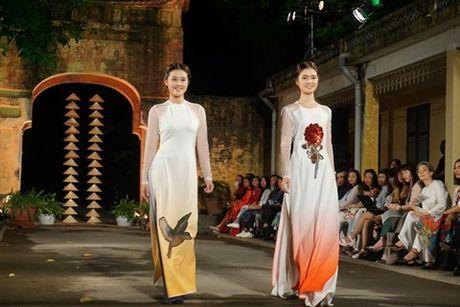 Festival ao dai Ha Noi quy mo lon lan dau tien o Ha Noi dien ra vao thang 10 - Anh 12