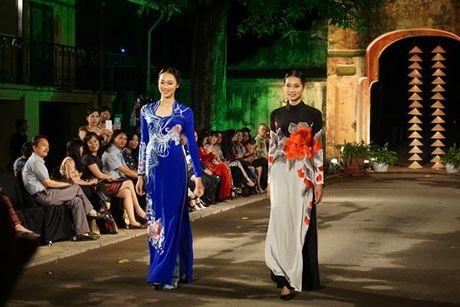 Festival ao dai Ha Noi quy mo lon lan dau tien o Ha Noi dien ra vao thang 10 - Anh 14