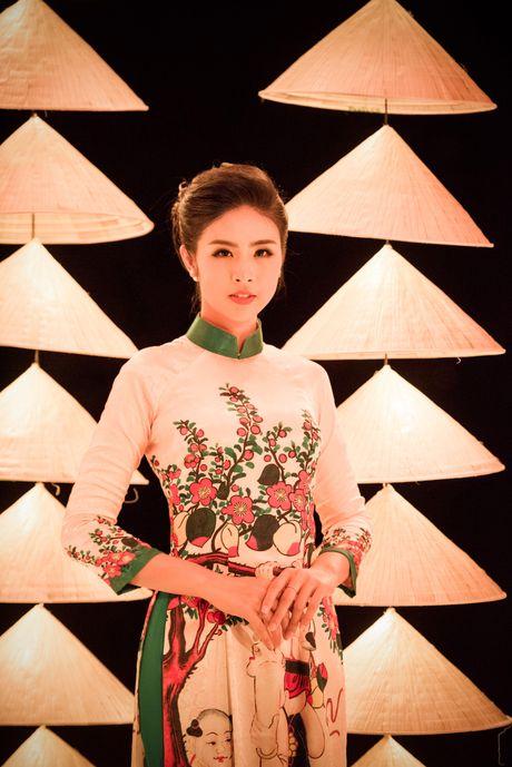 Festival ao dai Ha Noi quy mo lon lan dau tien o Ha Noi dien ra vao thang 10 - Anh 1