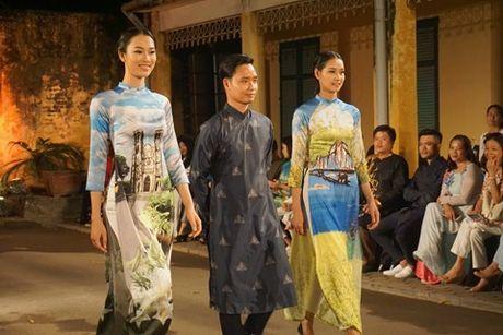 Festival ao dai Ha Noi quy mo lon lan dau tien o Ha Noi dien ra vao thang 10 - Anh 20