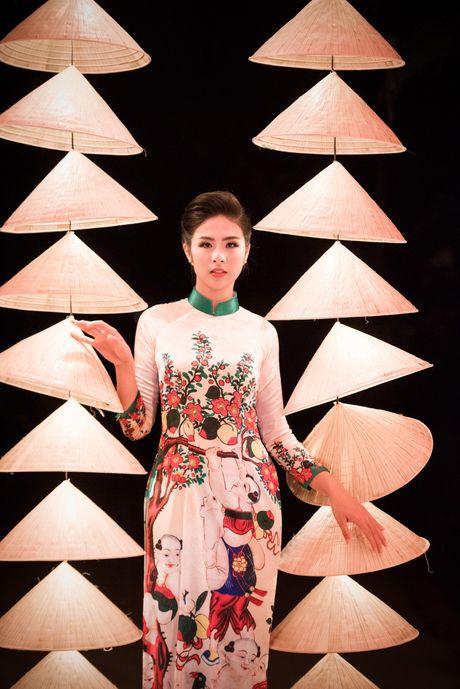 Festival ao dai Ha Noi quy mo lon lan dau tien o Ha Noi dien ra vao thang 10 - Anh 3