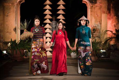 Festival ao dai Ha Noi quy mo lon lan dau tien o Ha Noi dien ra vao thang 10 - Anh 5