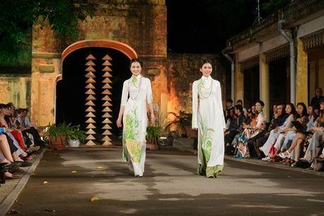 Festival ao dai Ha Noi quy mo lon lan dau tien o Ha Noi dien ra vao thang 10 - Anh 9
