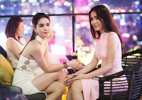 Dang sau su mat tich cua nguoi mau duoc khen dep hon Ngoc Trinh - Anh 3