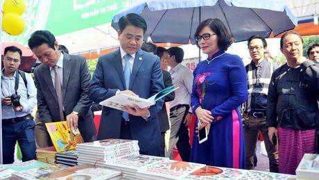 Ngày hội tôn vinh văn hóa đọc Thủ đô