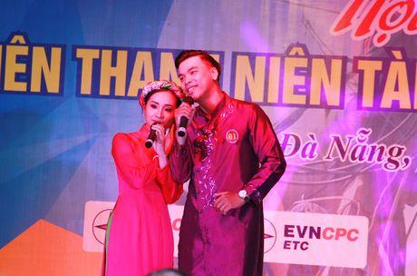 Tranh tai trai thanh gai lich nganh dien mien Trung - Anh 4