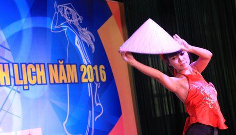 Tranh tai trai thanh gai lich nganh dien mien Trung - Anh 5