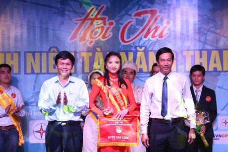 Tranh tai trai thanh gai lich nganh dien mien Trung - Anh 7