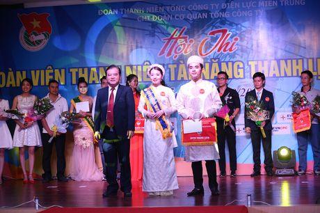 Tranh tai trai thanh gai lich nganh dien mien Trung - Anh 8