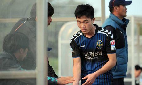 BAN TIN The thao toi: Nha vo dich K.League muon chieu mo Xuan Truong - Anh 1