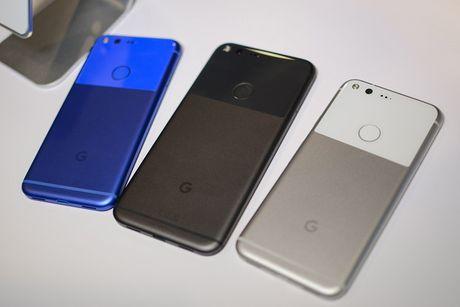 Cau hinh chang hon dien thoai Trung Quoc, Google qua ao tuong khi tu tin ban Pixel dat ngang iPhone 7? - Anh 2