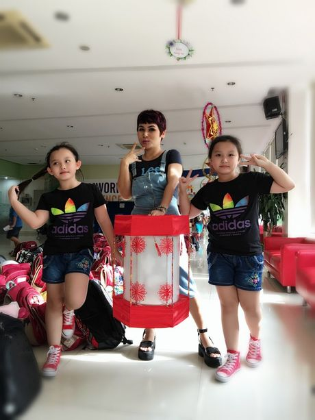 Nu doanh nhan Vinh Angel: Dung day con, hay phat trien cung con - Anh 2
