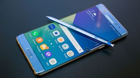 Galaxy Note 7 co the bi thu hoi lan hai - Anh 1