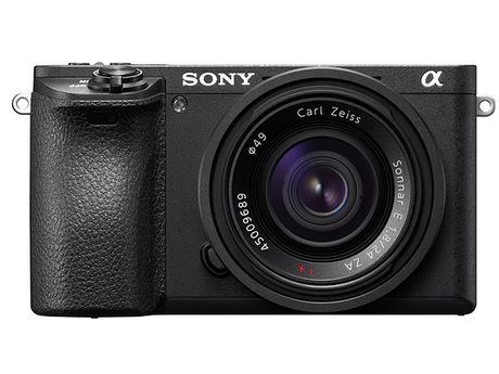 Sony A6500 ra mat: chong rung 5 truc, man hinh cam ung, gia 1400 USD - Anh 1