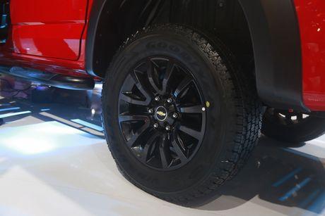 Chevrolet ra mat dong thoi 5 phien ban cua mau xe Colorado 2017 - Anh 7
