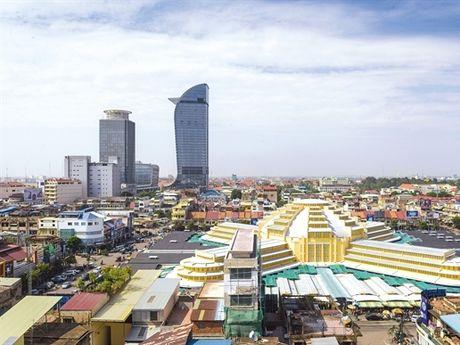 Nhieu rui ro tiem an tai thi truong bat dong san Campuchia - Anh 1