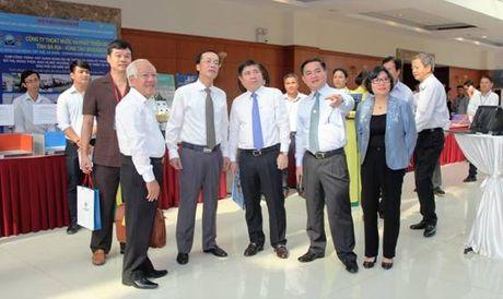 Bo truong Pham Hong Ha chi dao hoi thao chinh trang va phat trien do thi TP HCM - Anh 4
