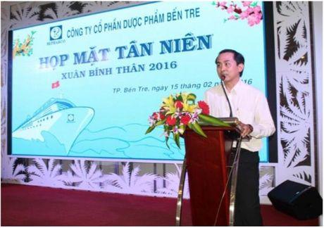 Tong giam doc, nhan vien 'gop gao cuu doi' Duoc Ben Tre - Anh 2
