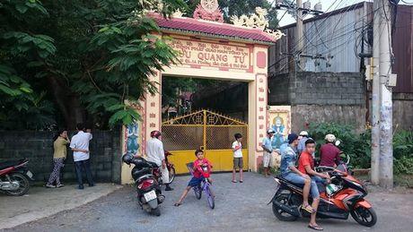 Vu truy sat trong chua Buu Quang: Tinh tiet moi nhat - Anh 1