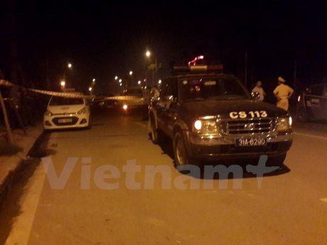 Hung thu dam thung co tai xe taxi de cuop - Anh 1