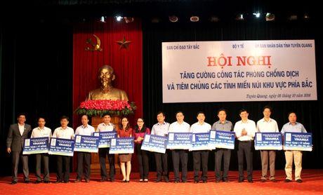 Vinamilk vi mot Viet Nam vuon cao - Anh 1