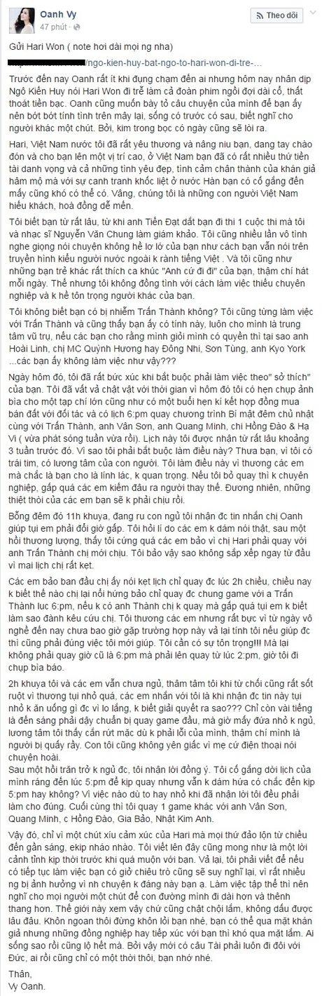 Khi Facebook tro thanh 'chien truong' cua sao nam Viet - Anh 3