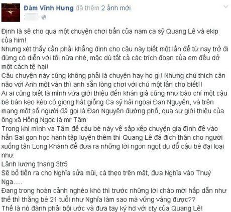 Khi Facebook tro thanh 'chien truong' cua sao nam Viet - Anh 6