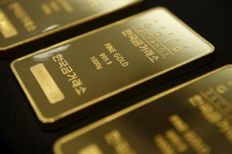 Giá vàng thế giới rơi xuống mức thấp nhất trong bốn tháng qua