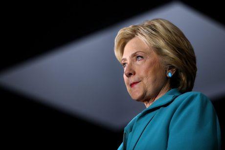 Chuyen gia: Hillary Clinton dac cu tong thong va leo thang xung dot Syria - Anh 1