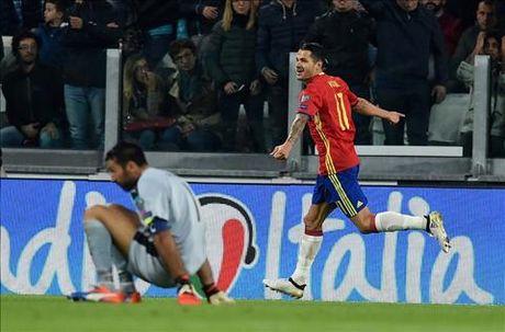 Italia 1-1 Tay Ban Nha: Co mot Azzurri than trong toi muc thu dong - Anh 2