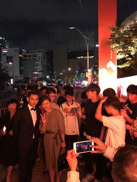 Issac mang 'Tam Cam' den Lien hoan phim quoc te Busan - Anh 5
