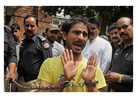 Pakistan: Dot pha 'hu tuc' hiep dam - Anh 1