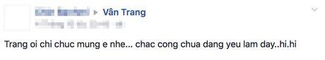 Nu dien vien Van Trang ha sinh con gai dau long nang 3,7kg - Anh 1