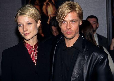 Brad Pitt len gap Jennifer Aniston tam tinh sau khi ly hon Angelina Jolie? - Anh 3