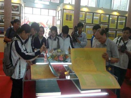 Trien lam Truong Sa, Hoang Sa la cua Viet Nam - Anh 1