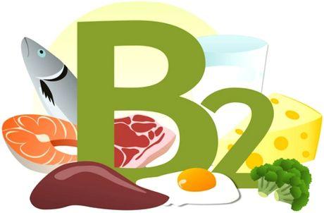 Thuc hu vitamin B2 - Anh 1