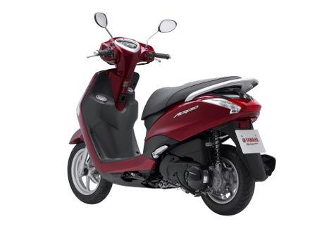 Yamaha Acruzo 2016 them mau moi, gia tu 35 trieu - Anh 3