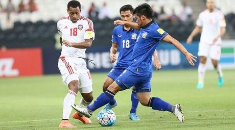 Thua tran thu 3, Thai Lan sap tan mong World Cup - Anh 1