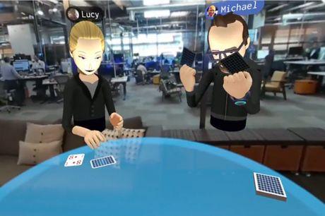 Oculus va Facebook chinh thuc trinh lang mang xa hoi tang cuong thuc tai, thuc te ao - Anh 2