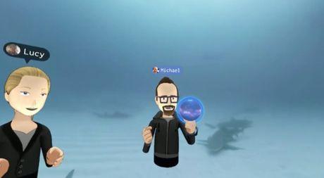 Oculus va Facebook chinh thuc trinh lang mang xa hoi tang cuong thuc tai, thuc te ao - Anh 4