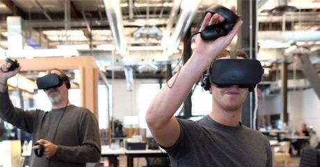 Oculus va Facebook chinh thuc trinh lang mang xa hoi tang cuong thuc tai, thuc te ao - Anh 7