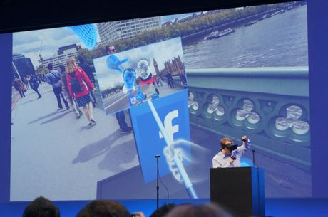 Oculus va Facebook chinh thuc trinh lang mang xa hoi tang cuong thuc tai, thuc te ao - Anh 9