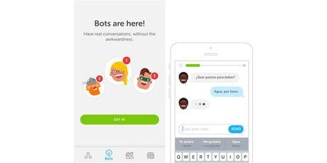 Duolingo ra mat chatbot - giao vien thuc thu giup ban hoc ngoai ngu tot hon bao gio het - Anh 1