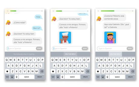 Duolingo ra mat chatbot - giao vien thuc thu giup ban hoc ngoai ngu tot hon bao gio het - Anh 2